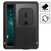 Love Mei Powerful Sony Xperia XZ2 Hybrid Case - Black