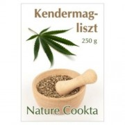 Kendermagliszt 250 g, Nature Cookta