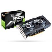 VGA Inno3D GTX 1650 Twin X2 OC, nVidia GeForce GTX 1650, 4GB, do 1665MHz, 24mj (N16502-04D5X-1510VA25)