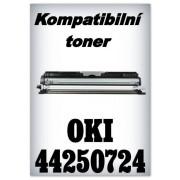 Kompatibilní toner OKI 44250724 - black