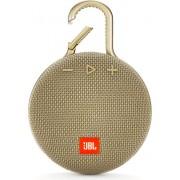 Jblclip3sand Clip 3 - Cassa Bluetooth Speaker Portatile Altoparlante Impermeabile Ipx7 Potenza Rms 3.3 Watt Usb Colore Sabbia - Jblclip3sand
