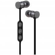 AV: Link Auriculares de botón Magnéticos AV: Link Bluetooth - Gris metálico