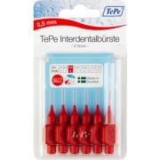 TePe D-A-CH GmbH TEPE Interdentalbürste 0,5mm rot 6 St