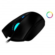 Mouse Gamer THUNDER X3 TM25 HEX RGB 4000DPI Ergonomico