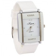 Mr GLORY kava kimi white watch for women- girls