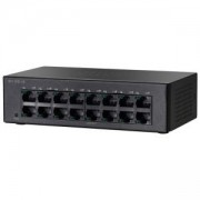 Комутатор Cisco SF110D-16 16-Port 10/100 Desktop Switch, SF110D-16-EU
