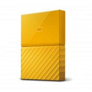 Disco duro externo WD My Passport 3TB - Amarillo