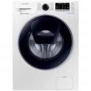 Masina de spalat rufe Samsung Eco Bubble AddWash WW80K5410UW, 1400 RPM, 8 kg, Inverter, Clasa A+++, Alb