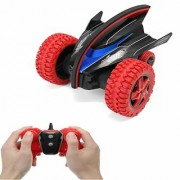 Monster Rock Machine Crazy Devil Fish Gyro Remote Control Car Toys for Children Multi Colour