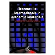 Tranzactii internationale in economia imateriala.