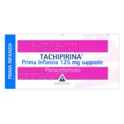 > Tachipirina Prima Infanzia 10 Supposte 125 mg