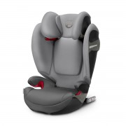 Cybex autosjedalica grupa 2/3 Solution S-Fix manhattan grey mid grey 518000956