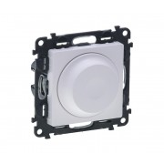 Legrand 752160 - Dimmer rotativ VALENA LIFE 400W/250V alb
