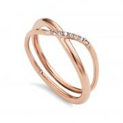 Fossil női gyűrű JF02255791510
