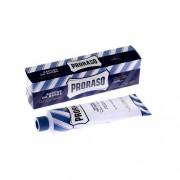 Proraso crema da barba protettiva e idratante per tutte le barbe blu tubo 150 ml