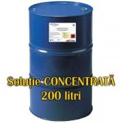 Decofrant de beton 200 litri, DECOF-BT-N - solutie concentrata