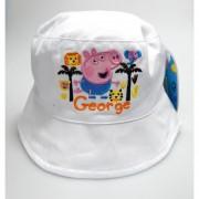 Cappello peppa pig bianco en4234 892