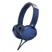 SONY slušalke + mikrofon MDR-XB550APL MDRXB550APL.CE7