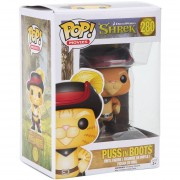 Funko Pop Puss In Boots De Shrek