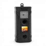 Grizzly S Wild- und Überwachungskamera Fotofalle 5 MP CMOS IP54 schwarz