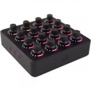 Dj TechTools MIDI Fighter Twister zwart