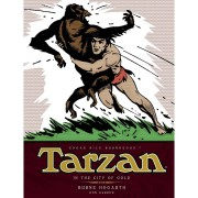ISDP Tarzan - In The City of Gold (Vol. 1) (Complete Burne Hogarth Sundays and Dailie