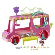 Hasbro Littlest Pet Shop Food Truck ze Zwierzakami E1840