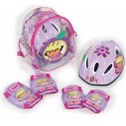 Set accesorii protectie Dora Exploratoarea pentru bicicleta, role, trotineta