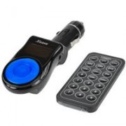 FM Transmiter za automobil Xwave BT63 blue Mp3 Mp4 SD USB