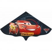 Günther Flugspiele 1183-Disney Cars Strela McQueen zmaj, jedno uže, raspon: 1150mm, moć vjetra: 4-6bft