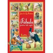 Fabule-La Fontaine - Jean De La Fontaine