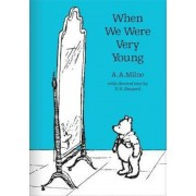 When We Were Very Young, Hardcover