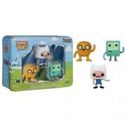 Adventure Time Pocket Pop! Mini Vinyl Figure 3-Pack Tin by Adventure Time