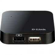 D-LINK USB hub 4-portni (DUB-H4)