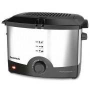 Friteuza Taurus PROFESSIONAL 1, 1000 W, Capacitate ulei 1.2 l, Capacitate: 620 g, Termostat reglabil (Inox)