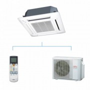 Fujitsu Siemens CLIMATIZZATORE FUJITSU mod. CASSETTA COMPATTA LV AUYG18LVLB+AOYG18LBCB 18000 BTU R-410