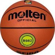 Баскетболна топка B982 - Molten, 4320095031
