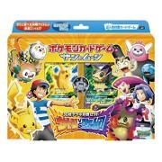 Pokemon Card Game Moon Cards Deck Play Set Team Rocket.