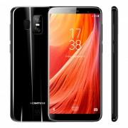 "HOMTOM S7 5.5 ""640 * 1280 HD IPS 18: 9 telefono de pantalla completa con 3 GB de RAM + 32 GB ROM - negro"