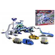 Set de joaca Aeroport cu masinute si accesorii - Majorette
