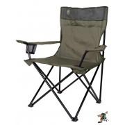 Coleman Standard Quad Chair (Green)