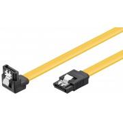 Cavo S-ATA 6GBs Interno Angolato 70 cm