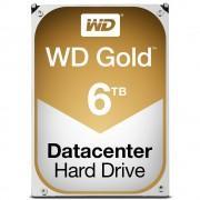 Disco 3.5 6TB WD Gold 128Mb SATA 6Gb/s 72rp -NAS/DATACENER-WD6002FRYZ