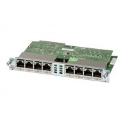 Cisco Eight port 10/100/1000 Ethernet switch interface card