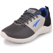 Lakhani Pace Energy Men's Grey Blue Sports Running Shoes