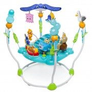 """Disney Бебешки бънджи център """"Търсенето на Немо"""", син, K60701"""