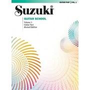Suzuki Guitar School, Vol 1: Guitar Part, Paperback/Seth Himmelhoch