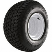 Golf Cart and Tractor Replacement Tire Assembly - 18 x 8.50-8