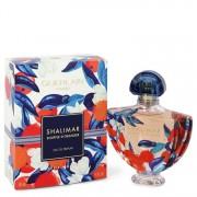 Shalimar Souffle D'oranger Eau De Parfum Spray By Guerlain 1.6 oz Eau De Parfum Spray