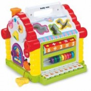 Jucarie casuta educativa Baby Mix